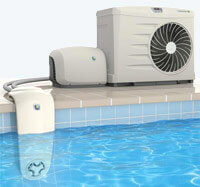 Pompe chaleur piscine zodiac power 11 kw zodiac neuf ebay for Zodiac easy connect